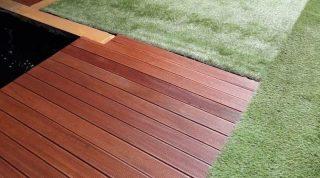 decking kayu untuk outdoor