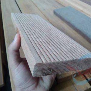 harga Decking kayu Keruing