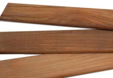 Produk Skirting Plin Kayu Jati Untuk Pelengkap Lantai