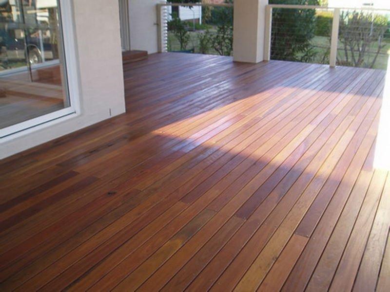 decking kayu bengkirai tahan perubahan cuaca