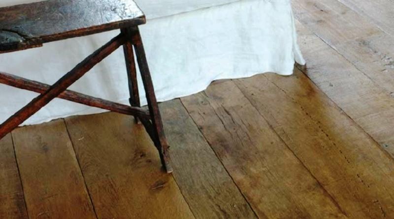 lantai kayu rumah