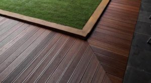lantai kayu decking outdoor