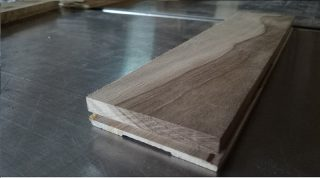 harga lantai parket lantai kayu jati Grade B 20 cm