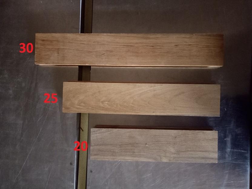 harga lantai parket kayu Jati ukuran 20 25 dan 30 cm