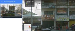 Lokasi penjual lantai kayu parket di Bali