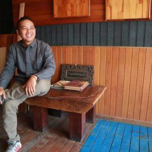 marketing lantai kayu parquet jakarta