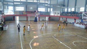 Lapang Basket Gor Satria Purwokerto