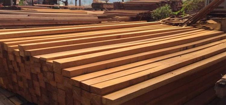 ciri-ciri kayu ulin