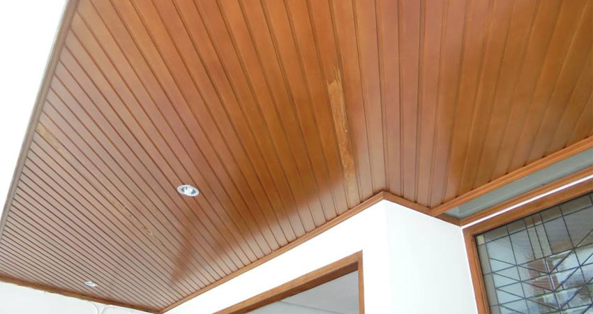 pelapis atap kayu bengkirai