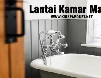 desain lantai kamar mandi modern