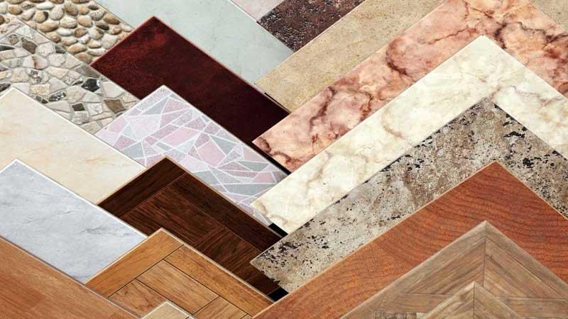 lantai keramik beragam bentuk,warna dan ukuran