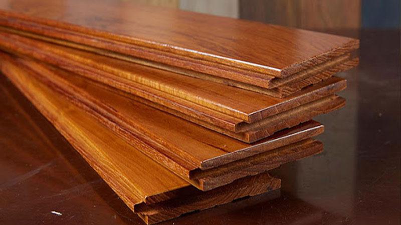 lantai kayu solid coating