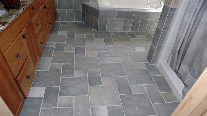 lantai batu alam merupakan alternatif pengganti keramik