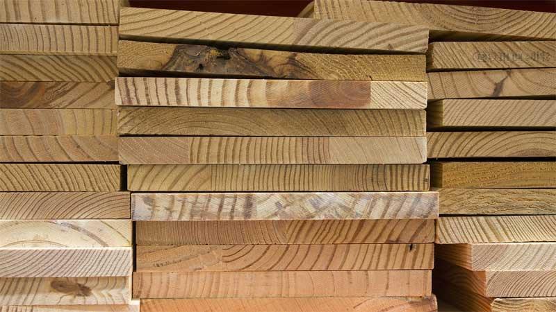 mengenal karakteristik kayu kempas khas Kalimantan