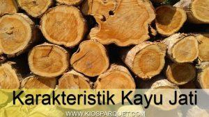 Mengenal kayu jati perhutani