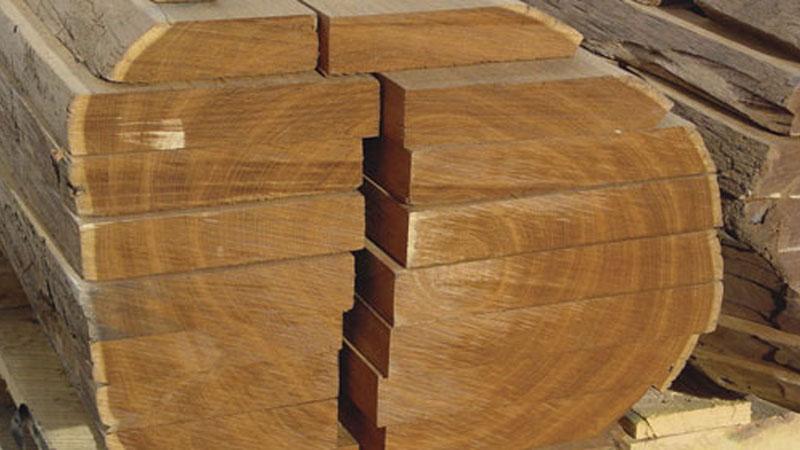 Ciri-ciri kayu jati perhutani