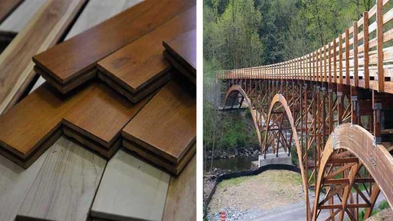 manfaat kayu jati di bidang kontruksi