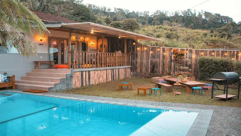 tips membangun sebuah villa berkonsep alami