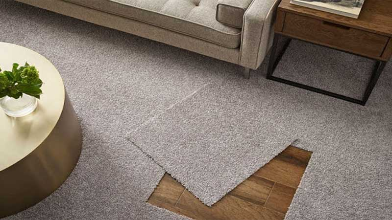 karpet lantai sering dipergunakan untuk menutupi lantai di kamar tidur anak